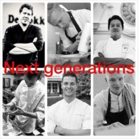 Next generation diner bij De Bokkedoorns**