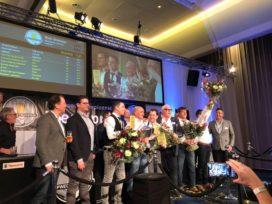 Frank Bruin van De Noot wint NK Biertappen 2018