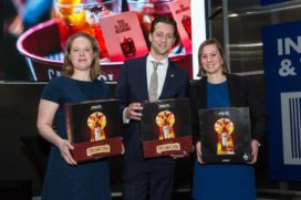 Finalisten F&B Professional of the Year bekendgemaakt