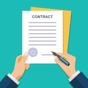 vaste contracten