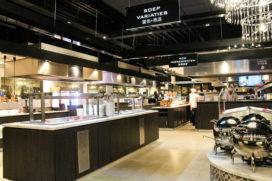 Wereldrestaurant Atlantis Almere start actie Voedselbank