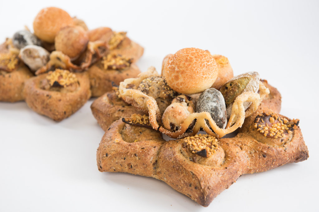 Het winnende broodje van Peter Bienefelt