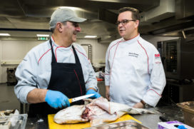 Rientz Mulder van Rai catering: 'Iedere week een ander cateringbedrijf'