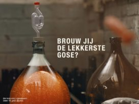 Brand Bierbrouwwedstrijd in teken van Gose