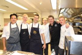 Next Generation diner Alliance: sous-chefs nemen keuken over