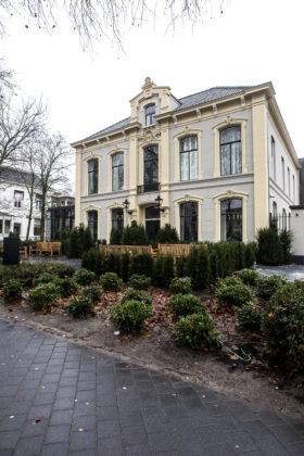 Coperto Restobar in Hotel Pillows Zwolle MH01-2018