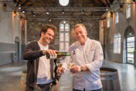 'Winemakers Dinner' Ron Blaauw op Amsterdam Wine Festival