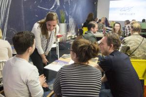 Google-workshop op Terras Bootcamp 2018