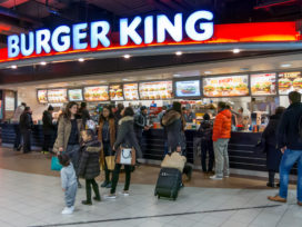 Laurens Meyer: nieuwe baas Burger King wil 100 tot 200 locaties