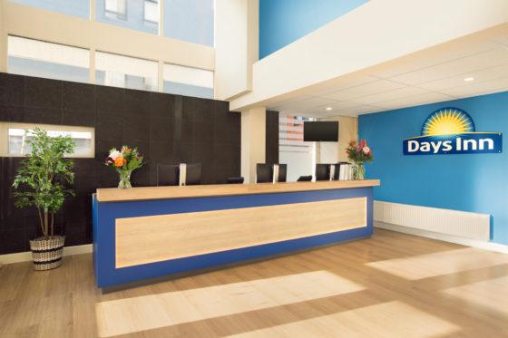 Days inn rotterdam city centre reception 1264755 560x373