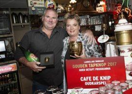 Gouden Fust voor Café De Knip