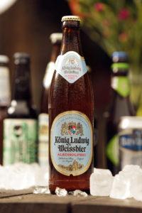 Cafe Nescio alcoholvrij bier alcohol arm bier proeverij test Konig Ludwig