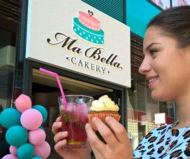 Ma Bella Cakery opent Cake Café in Utrecht