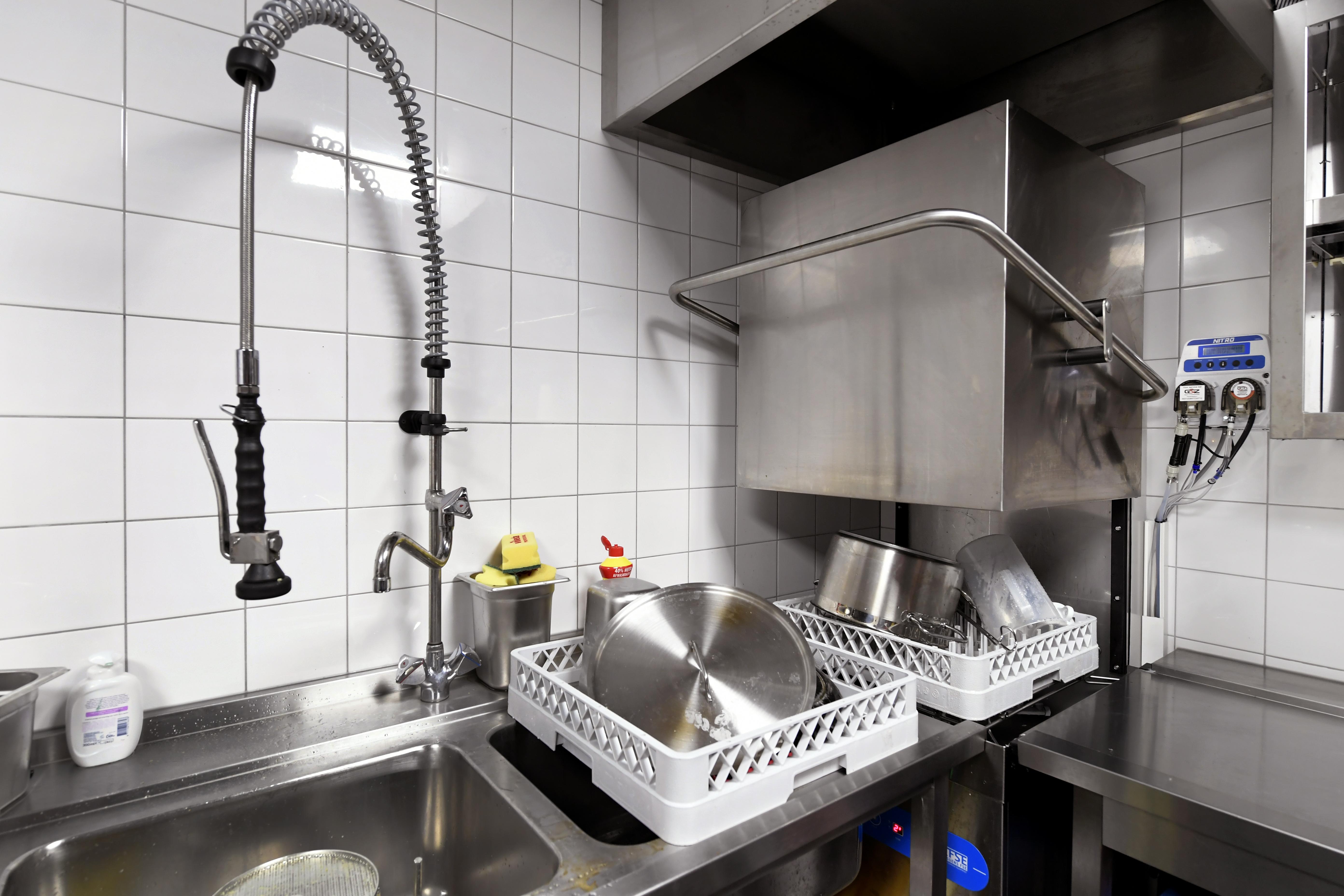 Keukeninrichting in de horeca: splinternieuwe keuken miss moneypenney