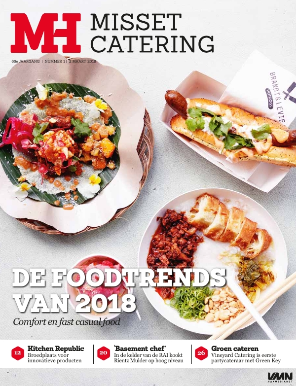 Misset Catering nummer 1 2018