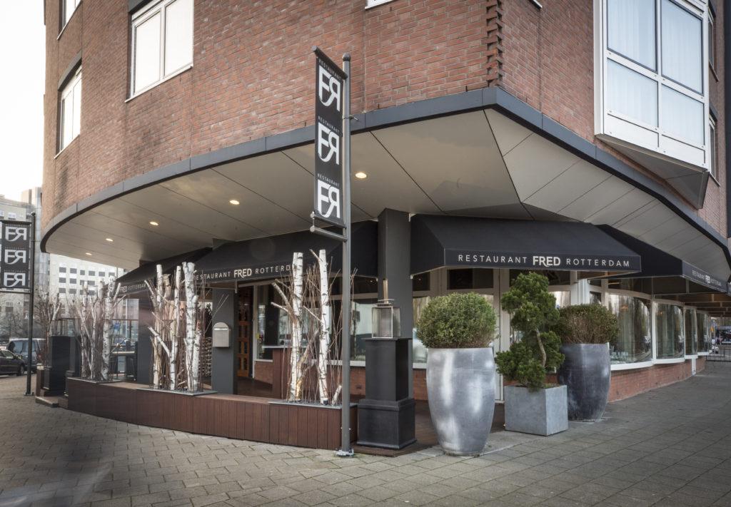 Horecainterieur fred mustert restaurant fred in rotterdam for Fred rotterdam