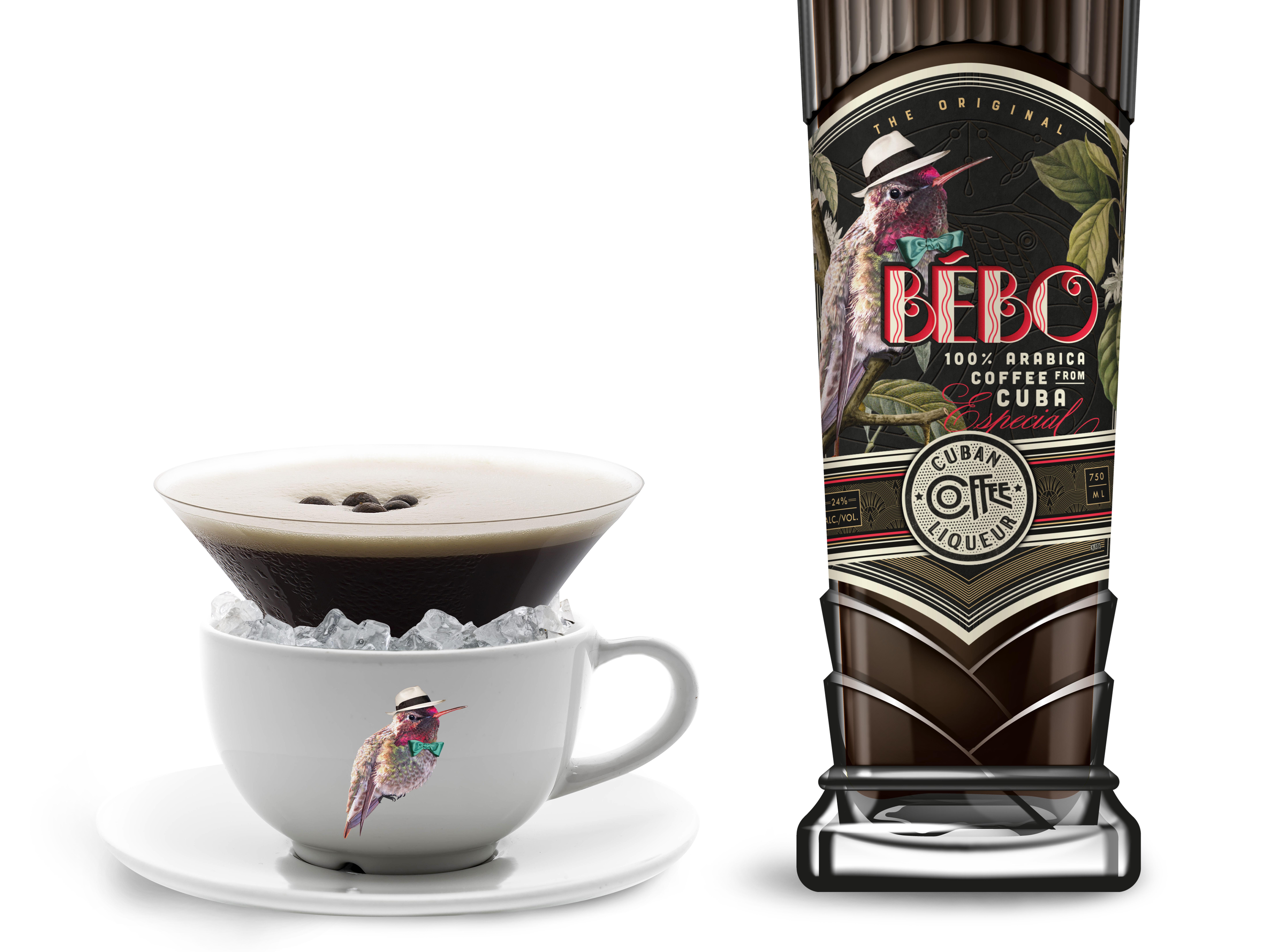 Maak deze koffiecocktail ook zelf