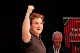Beste koffieproever van Nederland is Niels te Vaanhold
