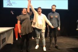 Anouk Rodenburg wint Dutch Latte Art Championship 2018