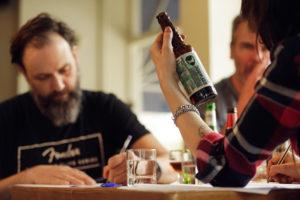 Cafe Nescio alcoholvrij bier alcohol arm bier proeverij test Brewdog Nanny State