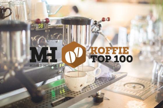 Ranglijst Koffie Top 100: de beste koffiezaken van Nederland