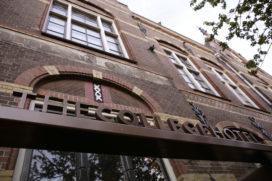 Restaurant Ferilli's weg uit The College Hotel Amsterdam