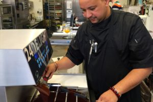 Francois Geurds start FG Chocolate Factory met eigen bonbons