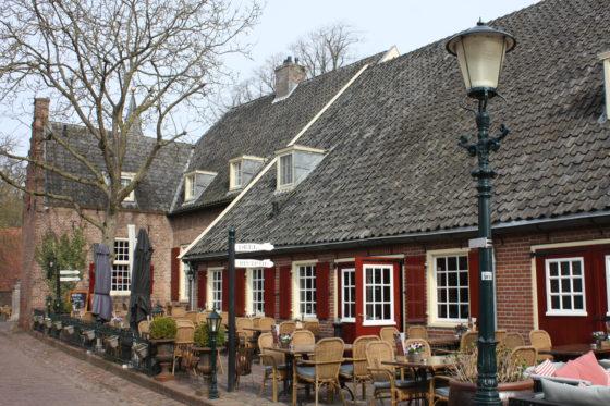 De Mobiele Horeca Training 2018 begon in Bronkhorst bij De Gouden Leeuw.