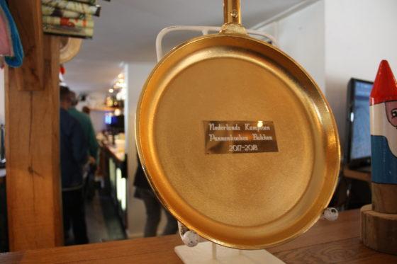 De Heikamp bakt de beste pannenkoek van het land, iets dat hen veel aandacht heeft opgeleverd.