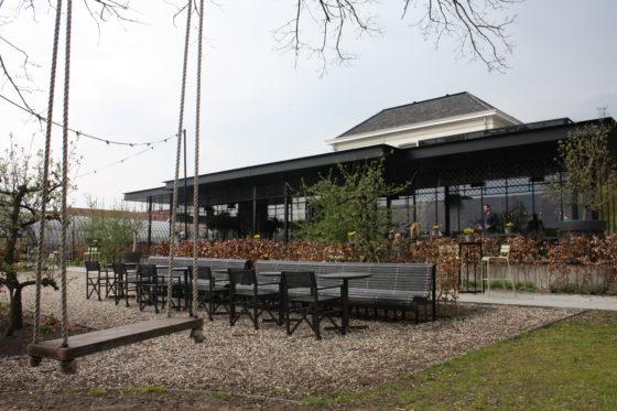 Het Boothuis is een aanbouw voor de villa Welgelegen dat door ondernemerspaar Ton en Daniëlle Fox helemaal is gerestaureerd.