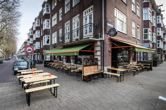 AMSTERDAM - Lokaal van de Stad.  Foto Diederik van der Laan