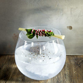Recept zomercocktail: Chapter Gin & Tonic