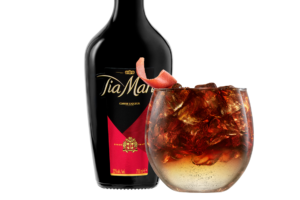 Recept koffiecocktail: Tia Maria & Tonic