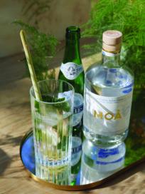 Cocktailrecept: MOÅ Marie bereid met nieuw wodkamerk MOA