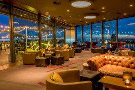 SkyLounge Amsterdam 'Europese Hotelbar van het jaar'