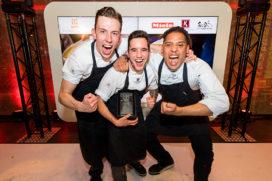 Teams Cas Spijkers Academie en Sterklas ROC Amsterdam winnen Future Talents