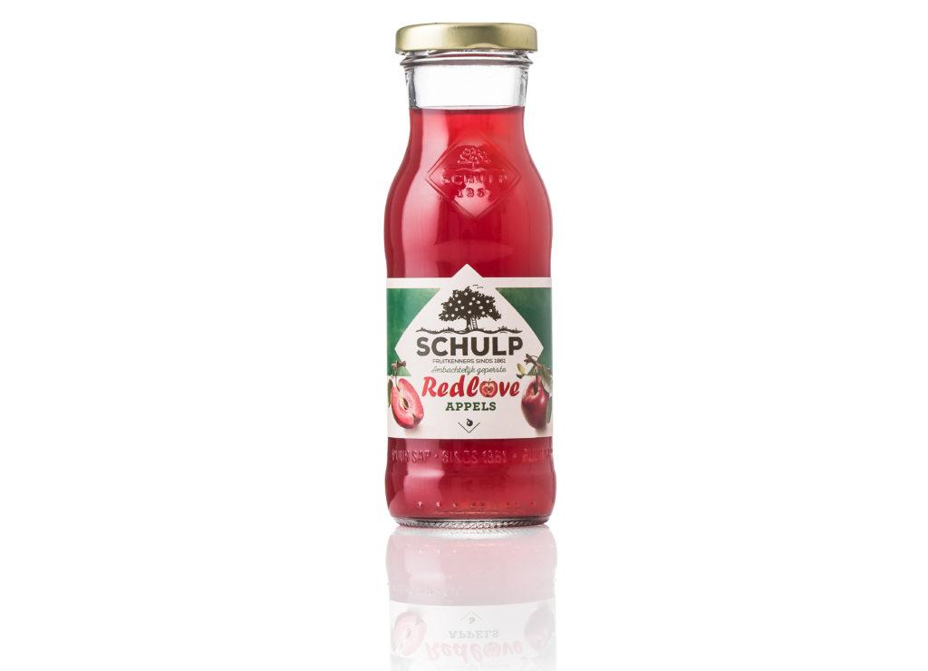 Zomerdrankjes: Red love appelsap