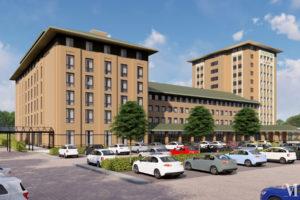 111 extra hotelkamers voor Marriott hotel van Rick en Leo Claus