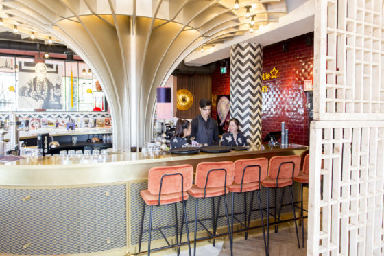 (C)Roel Dijkstra-Vlaardingen - Foto Dennis Wisse  Breda / Brasserie At Noon / Hotspot