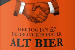 Hertog Jan en Bronckhorster Brewing Company slaan handen ineen