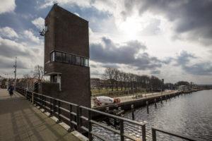 Sweets Hotel: slapen 28 Amsterdamse brugwachtershuisjes