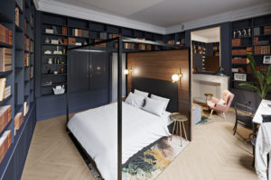 Sneak preview horecainterieur: Staybridge Suites The Hague – Parliament