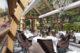 Horecainterieur: Orangerie De Pol, restaurant in 'designkas'