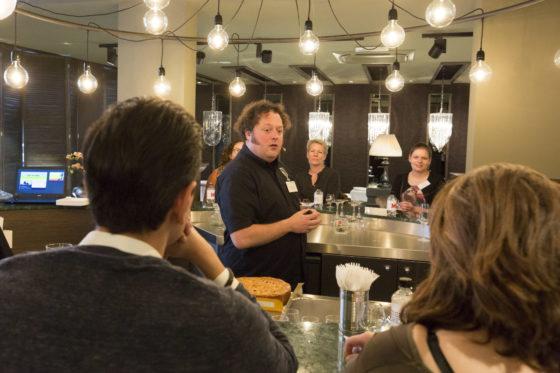 Hop en hap: Arvid Bergström over speciaalbier als maaltijdbegeleider