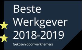 Hotel Okura Amsterdam: keurmerk 'Beste werkgever 2018/2019'