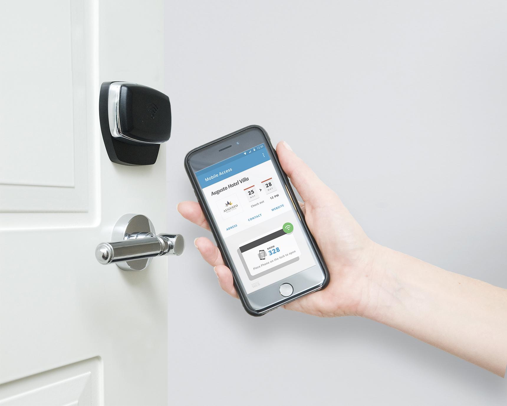 Toegangsbeveiliging: RFID blijft basis, mobiele toegang is extraatje