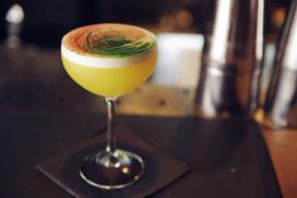 Cocktail: Samba Sour – Nathaniel de Groot, SushiSamba
