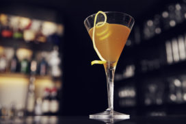 Cocktail: The Pioneer – Sander Lucardie, Tunes Bar