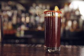 Cocktail: Michelada Jackson – Julian Bayuni, Vesper Bar