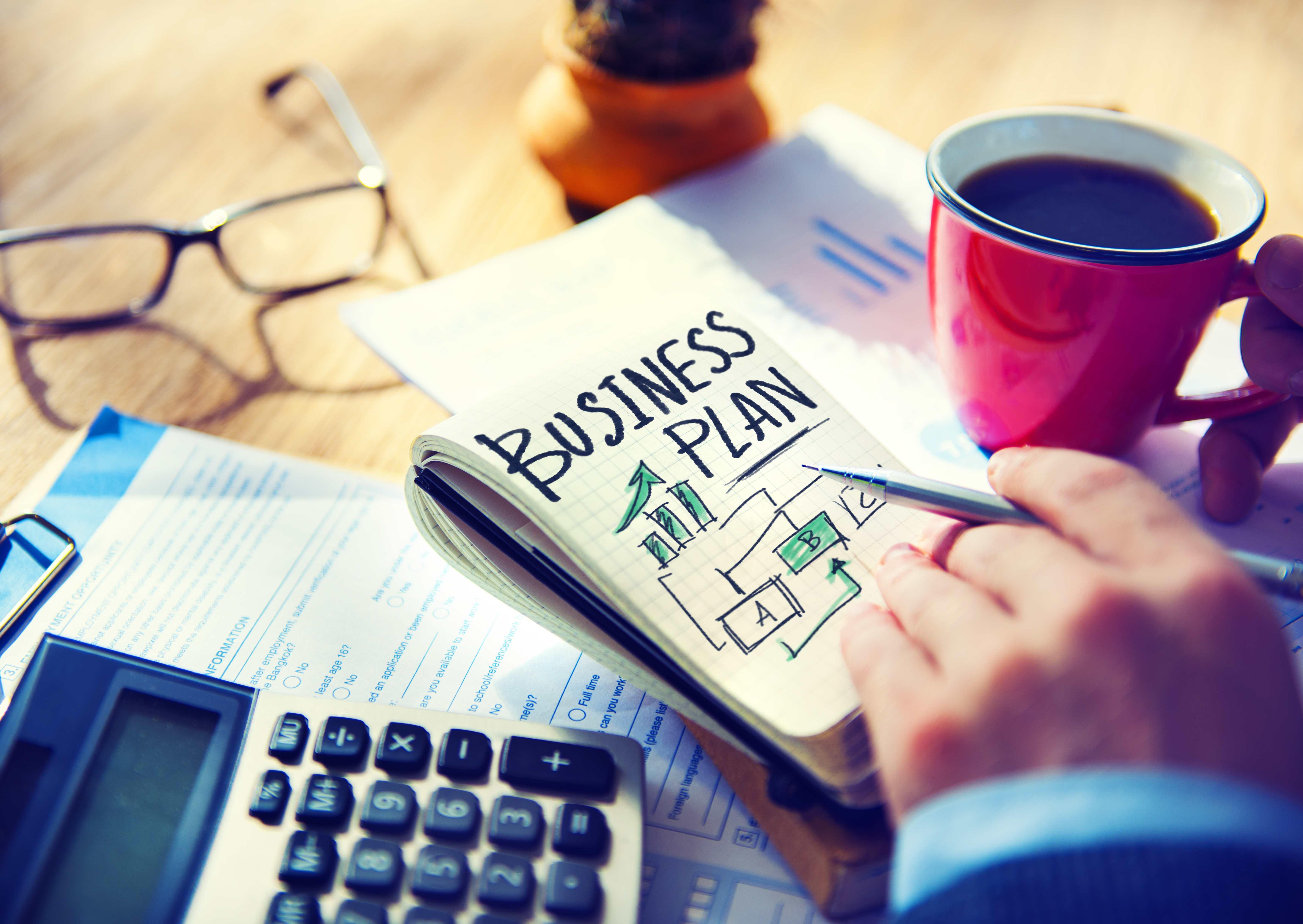Stappenplan: Zo schrijf je een ondernemingsplan